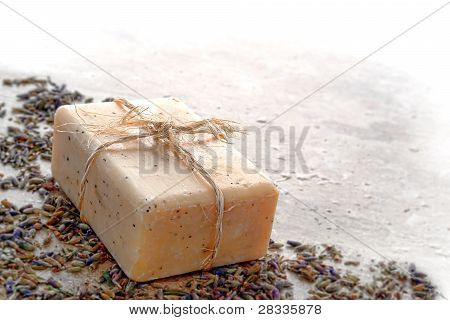 Natural Aromatherapy Marseilles Care Bath Soap Bar