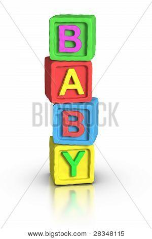 Play Blocks : Baby