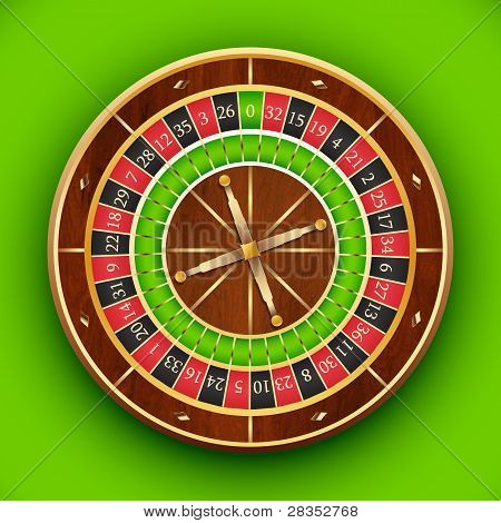 Wheel Of Fortune, Vector