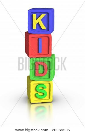 Play Blocks : Kids