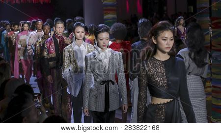 Prabal Gurung Fw 2019