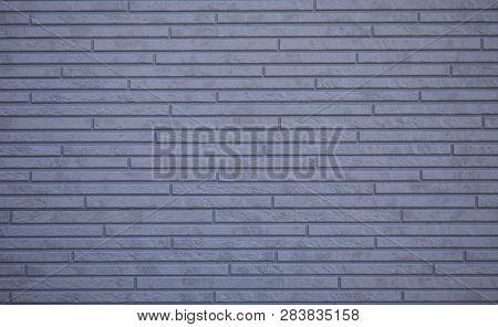 Grey Granite Stone Brick Pattern Background Texture