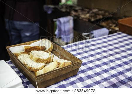 Traditional Artisan Bread, Daily Food Detail, Diet