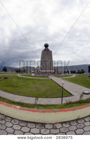 Mitad Del Mundo Equator Ecuador