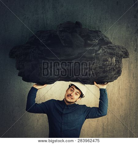 Engineer Carry A Big Rock