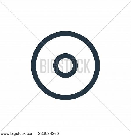 software icon isolated on white background from ecommerce ui collection. software icon trendy and mo
