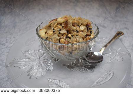 Panchagajjaya Or Panchakajjaya Is Sweet Dish Offered To Lord Ganesha During Ganesh Chaturthi Festiva