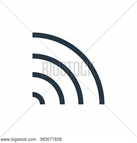 internet icon isolated on white background from basic ui collection. internet icon trendy and modern