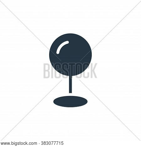 location pointer icon isolated on white background from maps and navigation collection. location poi