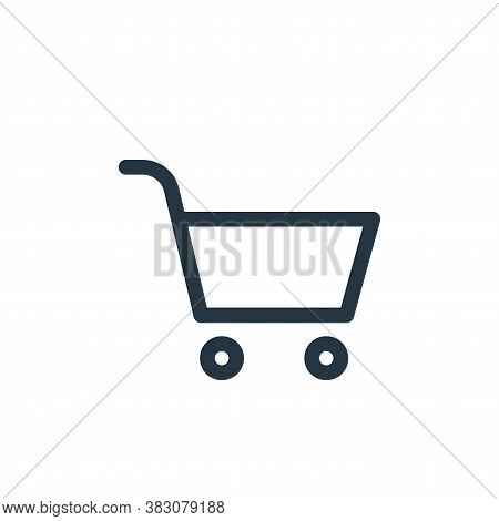 smart cart icon isolated on white background from miscellaneous collection. smart cart icon trendy a