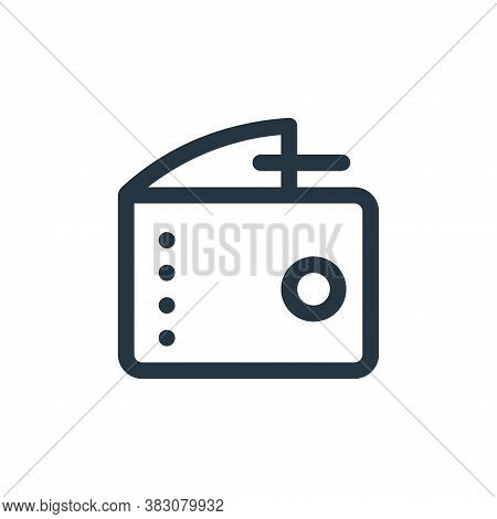wallet icon isolated on white background from fintech collection. wallet icon trendy and modern wall