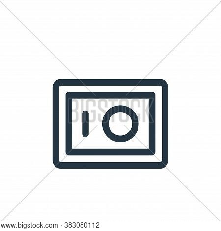 locker icon isolated on white background from miscellaneous collection. locker icon trendy and moder