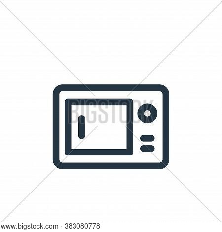 oven icon isolated on white background from miscellaneous collection. oven icon trendy and modern ov