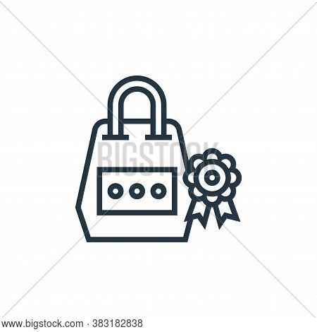 product icon isolated on white background from industrial process collection. product icon trendy an