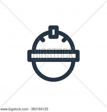 worker icon isolated on white background from laboor and tools collection. worker icon trendy and mo
