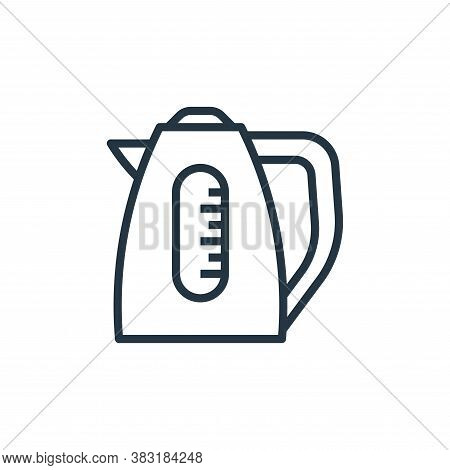 water boiler icon isolated on white background from smarthome collection. water boiler icon trendy a