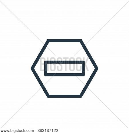 delete icon isolated on white background from finance collection. delete icon trendy and modern dele