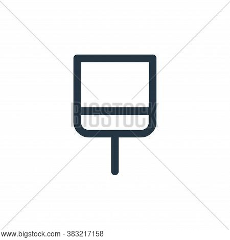 theme icon isolated on white background from smartphone ui ux part collection. theme icon trendy and