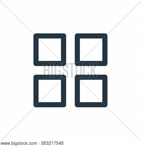 app icon isolated on white background from smartphone ui ux part collection. app icon trendy and mod