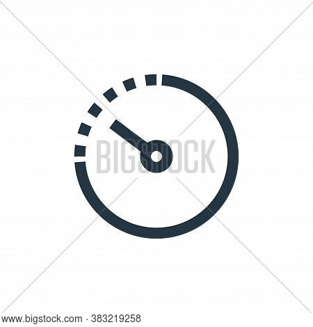 timer icon isolated on white background from photography collection. timer icon trendy and modern ti