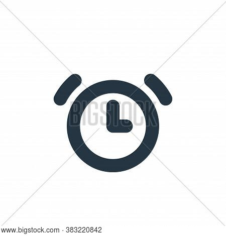 watch icon isolated on white background from email collection. watch icon trendy and modern watch sy