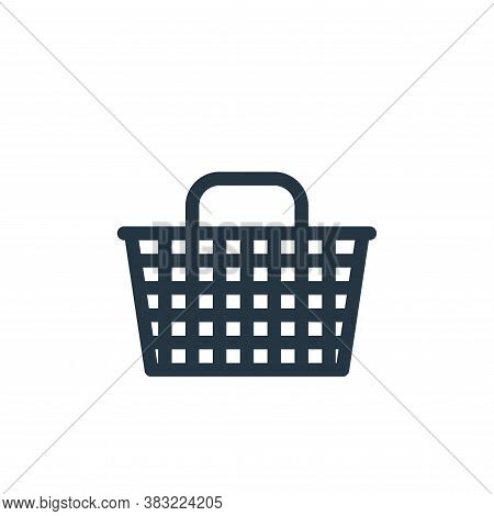 cart icon isolated on white background from shopping collection. cart icon trendy and modern cart sy