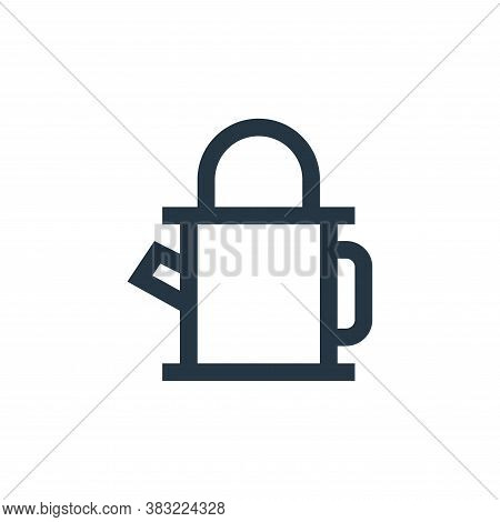 watering can icon isolated on white background from nature collection. watering can icon trendy and