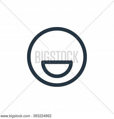 review icon isolated on white background from smartphone ui ux part collection. review icon trendy a