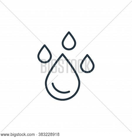 oil icon isolated on white background from oil industry collection. oil icon trendy and modern oil s