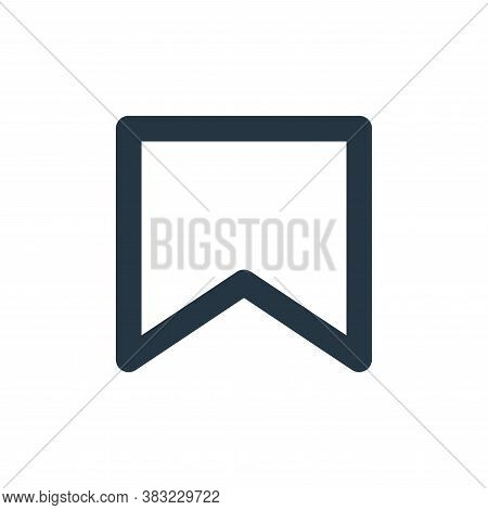 bookmarks icon isolated on white background from user interface collection. bookmarks icon trendy an