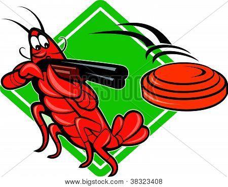 Crayfish_skeet_shotgun