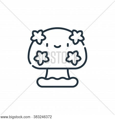 sakura icon isolated on white background from spring collection. sakura icon trendy and modern sakur