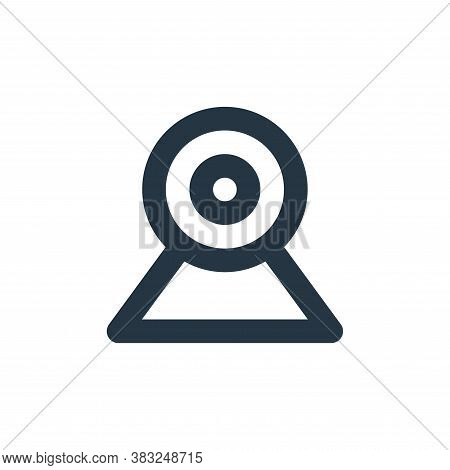 cctv icon isolated on white background from px devices collection. cctv icon trendy and modern cctv