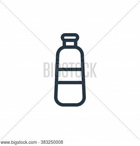 bottle icon isolated on white background from food and drinks collection. bottle icon trendy and mod
