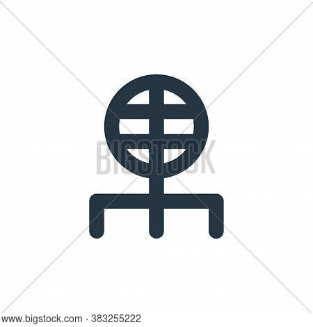 internet icon isolated on white background from px network and communication collection. internet ic