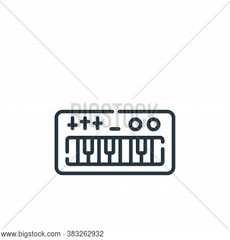 piano icon isolated on white background from event collection. piano icon trendy and modern piano sy