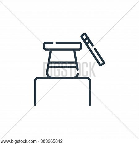 magic show icon isolated on white background from event collection. magic show icon trendy and moder