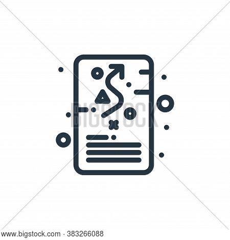 management icon isolated on white background from management collection. management icon trendy and