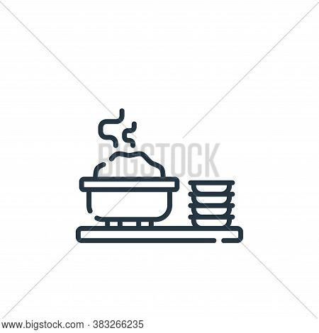 catering icon isolated on white background from event collection. catering icon trendy and modern ca