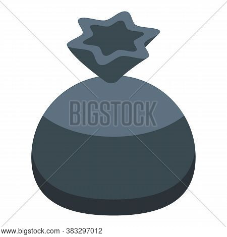 Disinfector Garbage Icon. Isometric Of Disinfector Garbage Vector Icon For Web Design Isolated On Wh