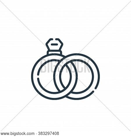 engagement icon isolated on white background from event collection. engagement icon trendy and moder