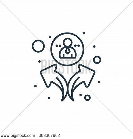 team icon isolated on white background from seo collection. team icon trendy and modern team symbol