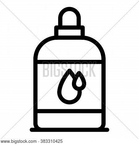 New Mix Essential Oil Icon. Outline New Mix Essential Oil Vector Icon For Web Design Isolated On Whi