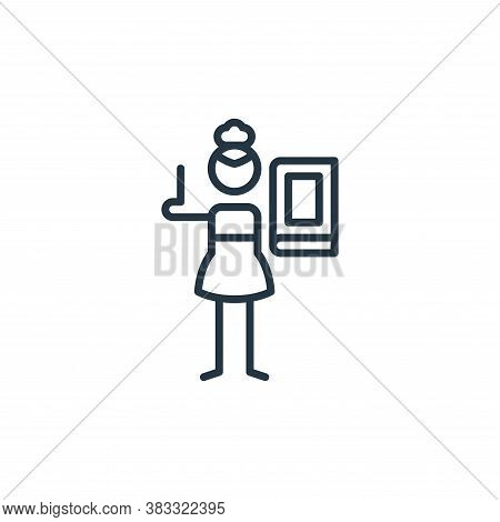 book icon isolated on white background from graphic design collection. book icon trendy and modern b