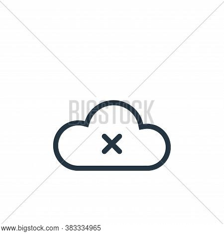 missing icon isolated on white background from ui collection. missing icon trendy and modern missing