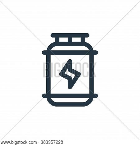 hydrogen icon isolated on white background from sustainable energy collection. hydrogen icon trendy