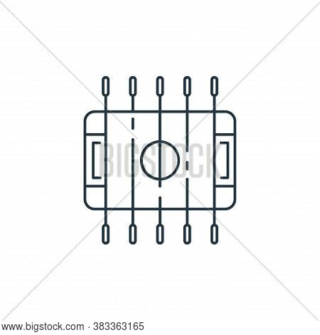 hockey icon isolated on white background from kids collection. hockey icon trendy and modern hockey