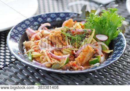 Spicy Pork Or  Spicy Pork Salad, Spicy Salad