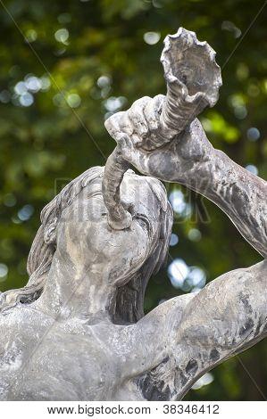Nancy (france) - Fountain In Stanislas Square