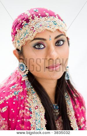 Beautiful Bengali Bride